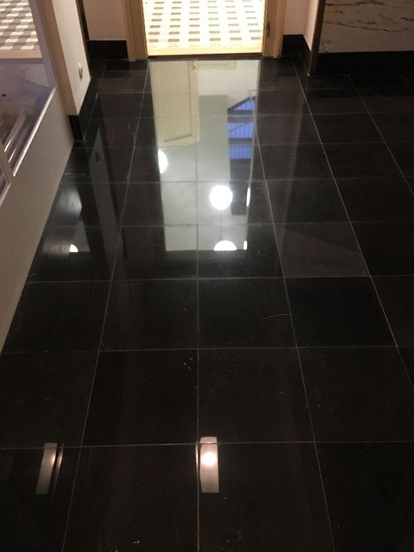 Krystalizace mramorové podlahy - ukázka 2