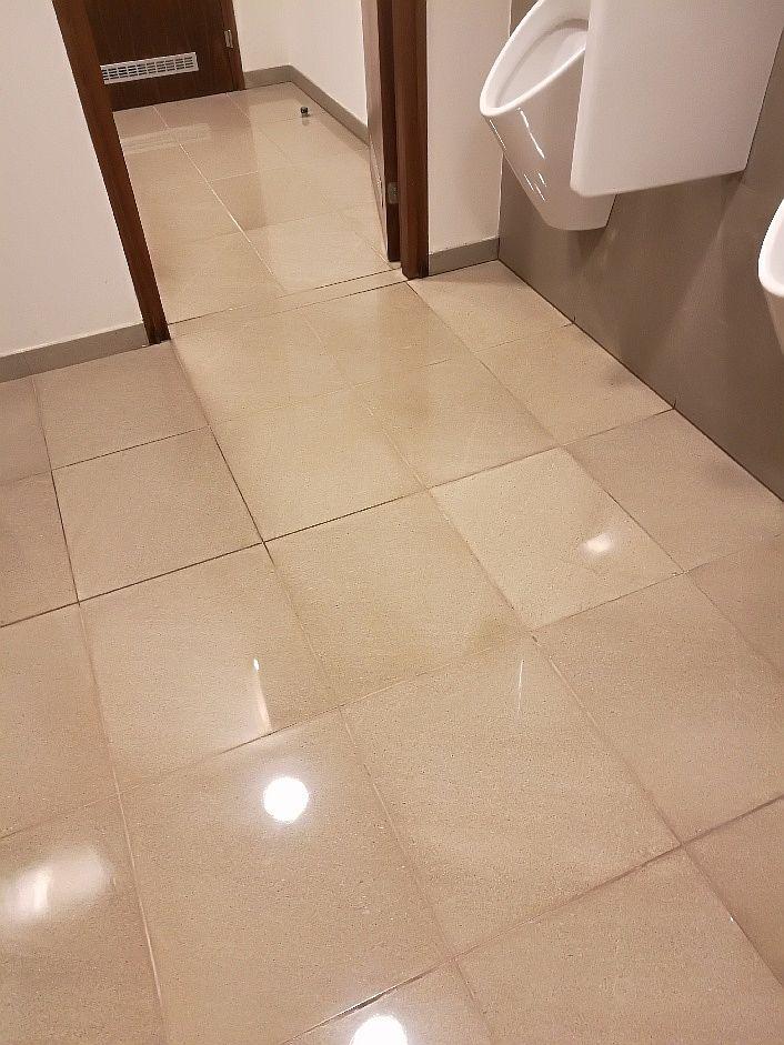 Krystalizace mramorové podlahy - Trinity